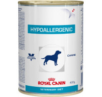 Royal Canin Hypoallergenic dog wet