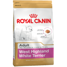 West Highland White Terrier Royal Canin