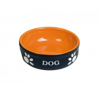 Dog black-orange
