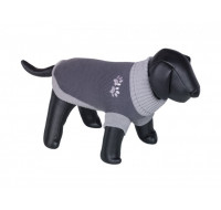Sweater dog clothes Paf grey