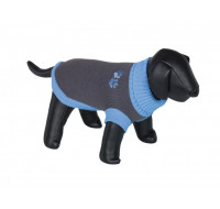 Sweater dog clothes Paf blue