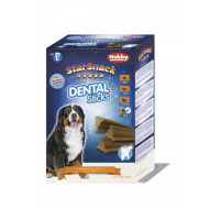 Dog Star Snack Dental Sticks large Nobby