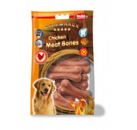 Chicken meat bones 136g