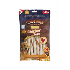Dog Snack Barbecue Chicken twist