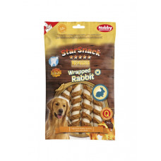 Dog Snack Wrapped Rabbit