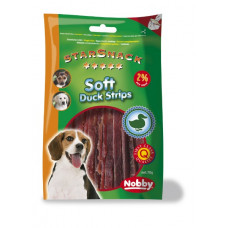 Dog Snack Soft Duck Strips