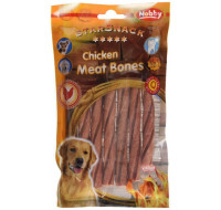 Dog Snack Chicken meat bones 100g