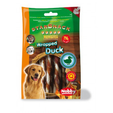 Dog Snack Barbecue Duck