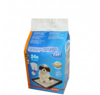 Пеленки для собак Doggy Trainer Pads 48x41см 24шт