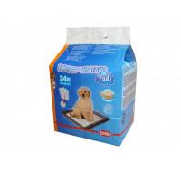 Пеленки для собак Doggy Trainer Pads 62x48см 24шт