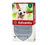 Advantix up to 4kg