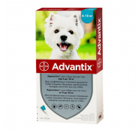 Bayer Advantix 4-10kg