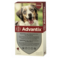 Bayer Advantix 10-25kg