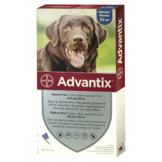Bayer Advantix 25-40kg