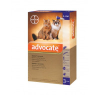 Bayer Advocate cat 4-8kg