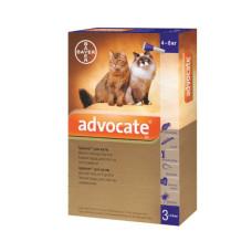 Bayer Advocate cat 4-8kg