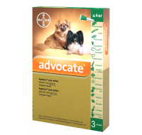 Bayer Advocate dog 4kg