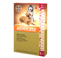 Bayer Advocate dog 10-25kg