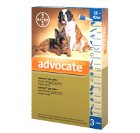 Bayer Advocate dog 25-40kg