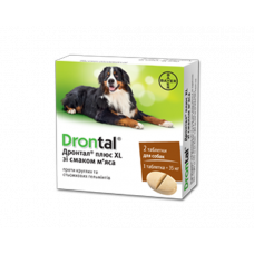 Bayer Drontal dog XL