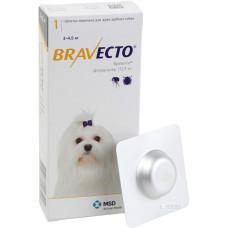 Bravecto 2-4,5kg